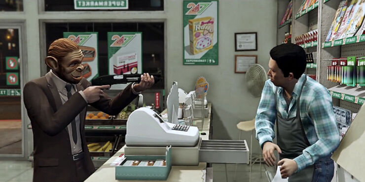 GTA5 Goes Hollywood In This Fanmade Movie Trailer