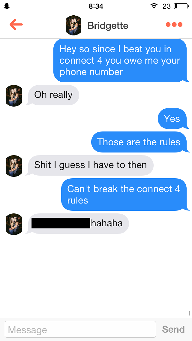 Asking for phone number on tinder  When and How to Ask a