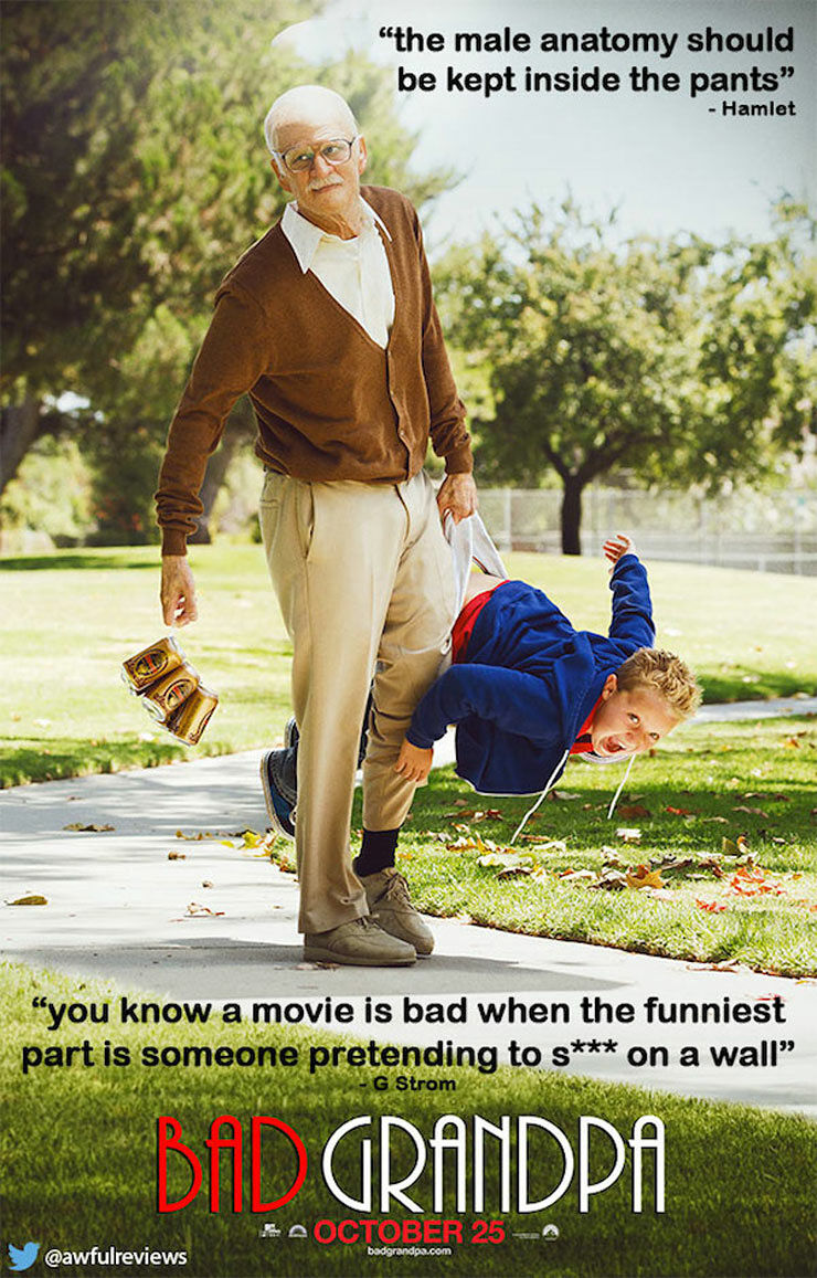 Movie Posters With Hilarious1-Star Reviews From Amazon