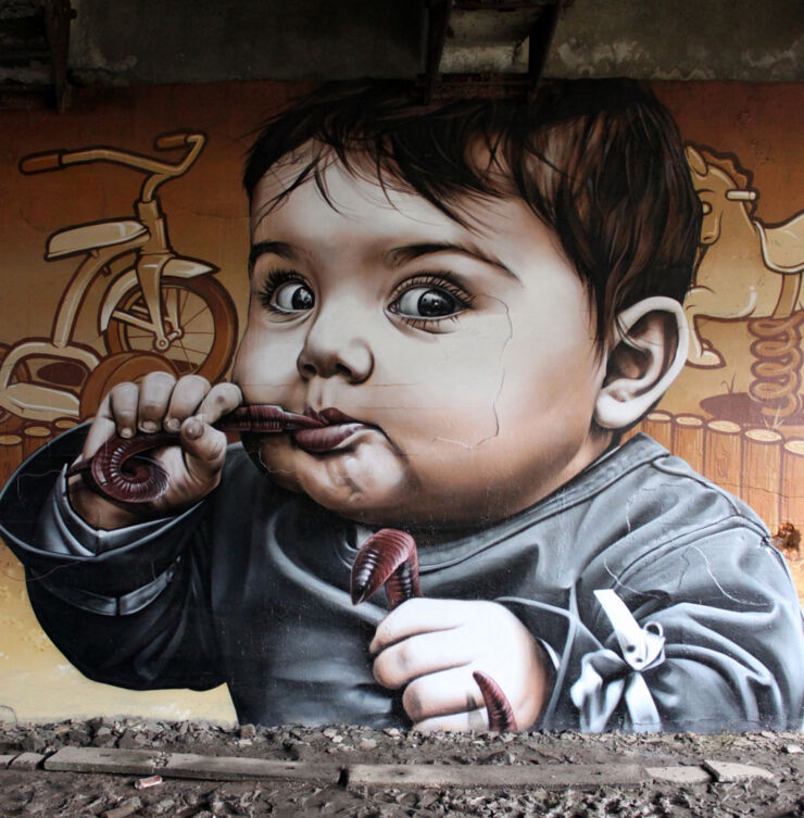Next Level Street Art - 57 Beautiful Examples That Are Pushing The Envelope Of Urban Creativity