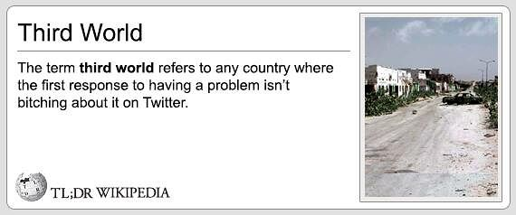TL;DR Wikipedia - The World's Most Accurate (And Funny) Social Encyclopedia