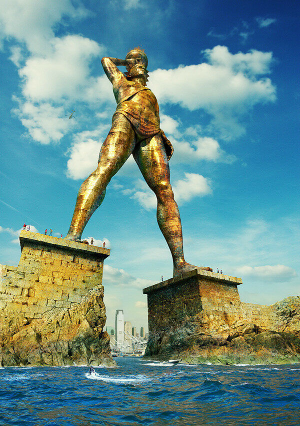 1 - The Colossus of Rhodes