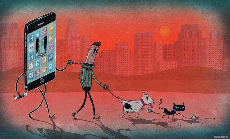 Steve Cutts Illustrations 06.