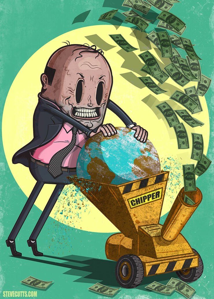 Steve Cutts Illustrations 07.