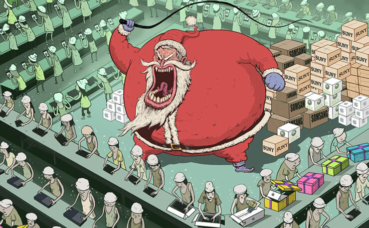 Steve Cutts Illustrations 10.