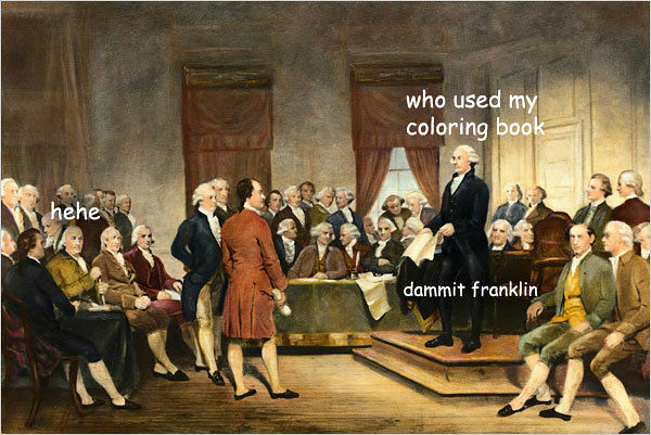 George Washington memes 01.