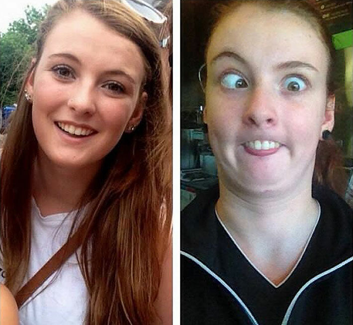 25 Pretty Girls Turn Into Ugly Girls Using 'Thumb Face'