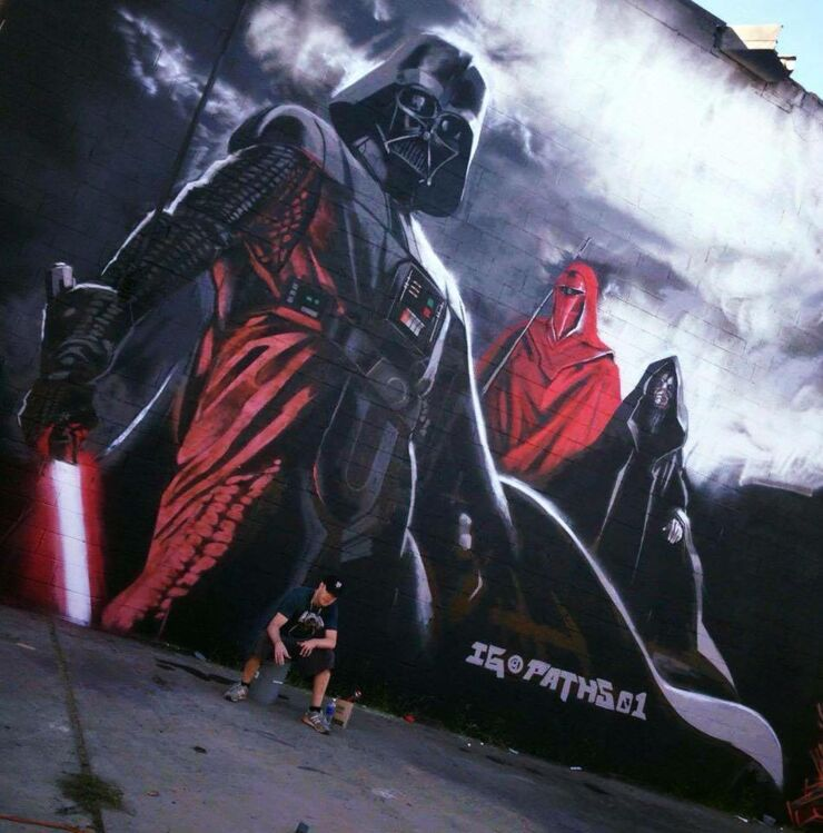 Star-Wars-Graffiti