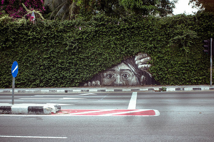 How Street Art Blends Into The Enviroment And Creates Something Amazing
