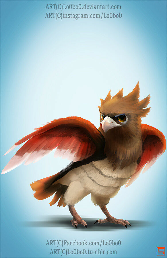 sergio-palomino-pokemon-project-021-spearow-bylo0bo0