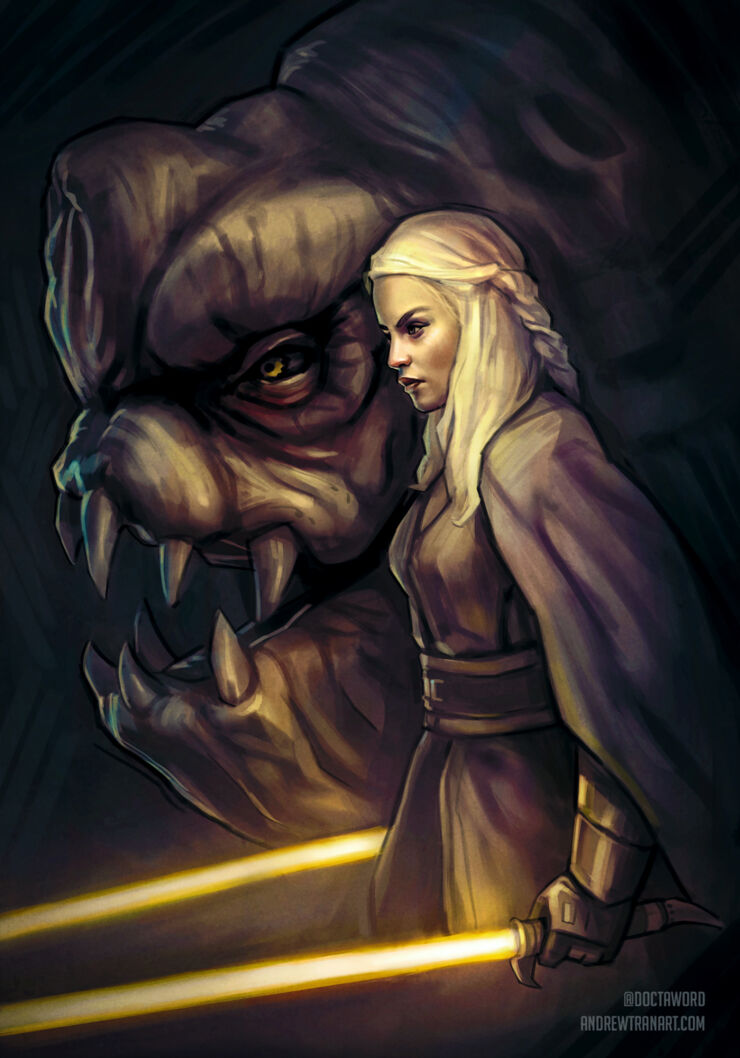 2 - Mother of Rancors Daenerys