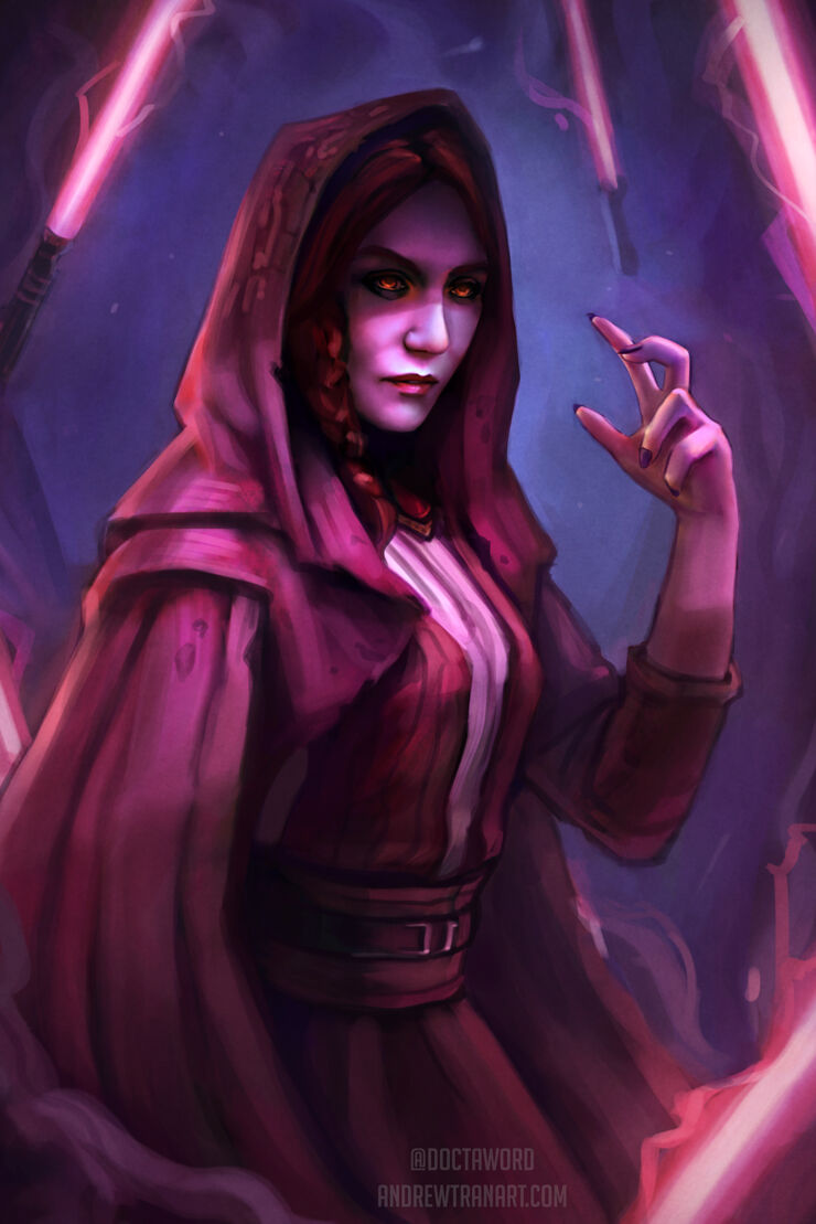 4 - Sith Lord of the Light Melisandre