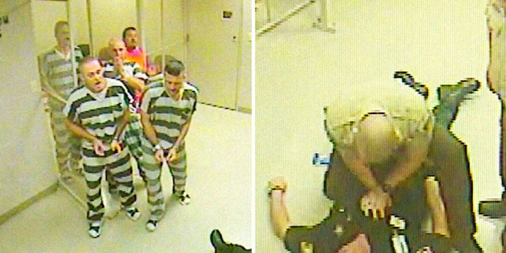 Inmates-Break-Out-Of-A-Texas-Jail-To-Save-Prison-Guard's-Life-After-He-Suffers-Heart-Attack