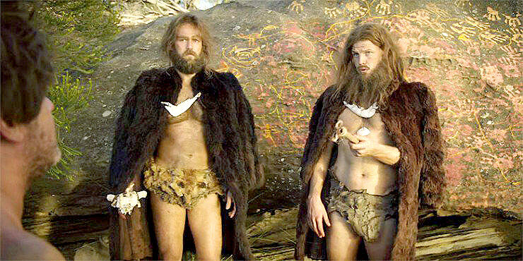 Cavemen-Economics-Hilariously-Witnesses-Two-Cavemen-Create-The-Worlds-First-Financial-System