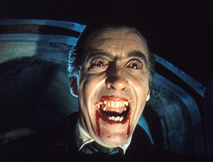 Classic Halloween Monsters Dracula.