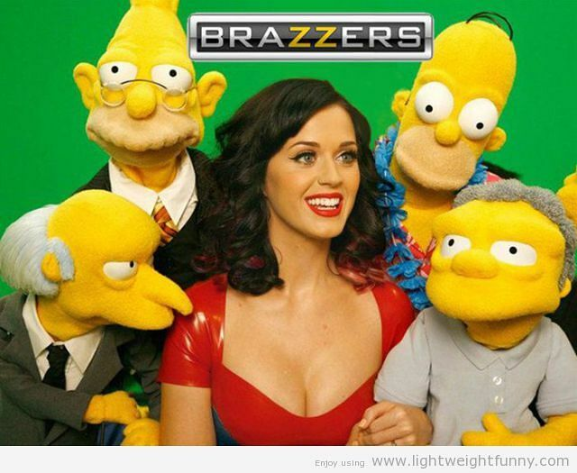 Brazzers logo png The Simpsons.