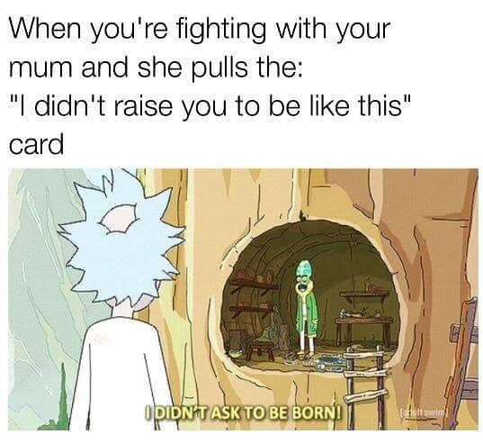 Rick and Morty Memes 65.