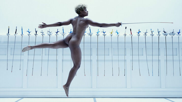 Naked Athletes Nzinga Prescod_01b.