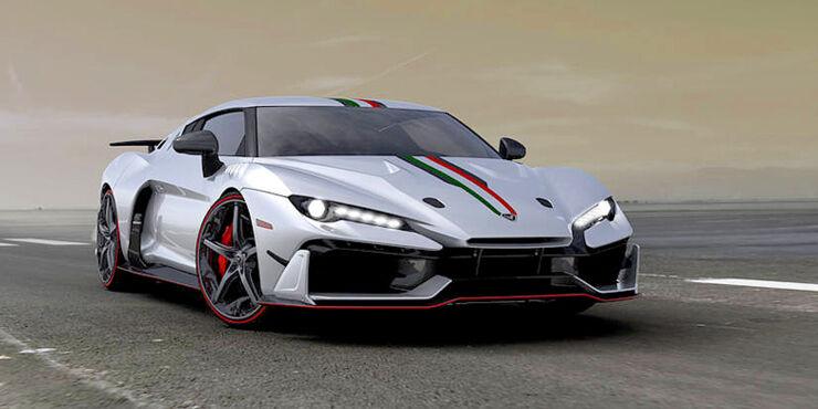 New Italdesign Supercars Are Stunning Italian Sports Cars