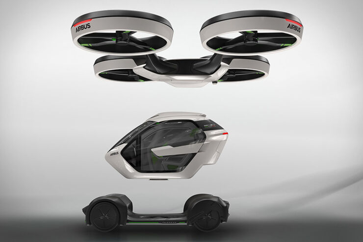Airbus Flying Car - 04.