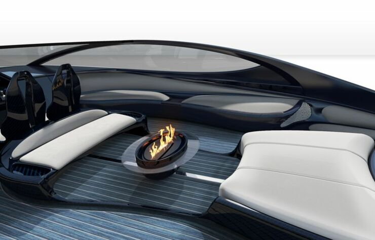 Bugatti Yacht is A Chiron Inspired $2.2 Million Super Yacht - Firepit.