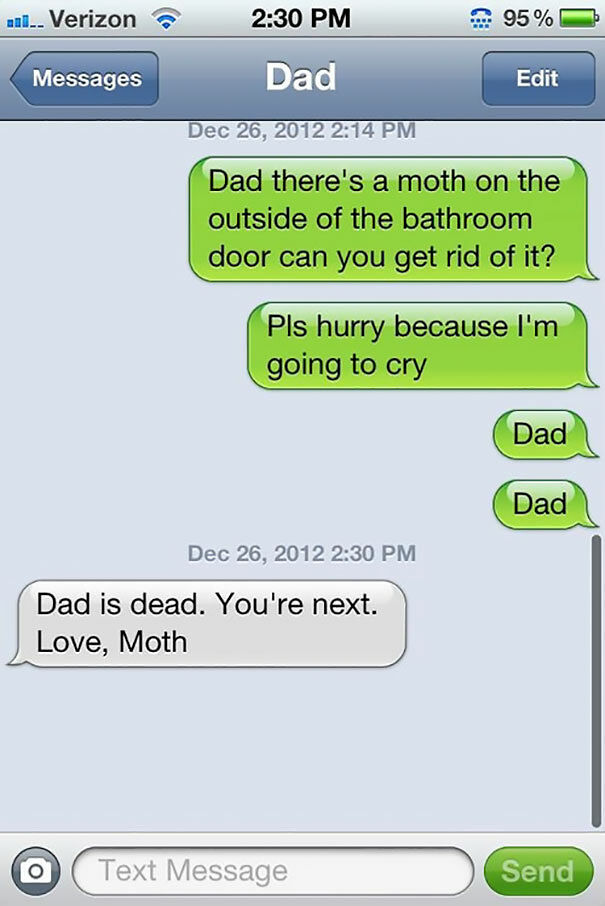 Funny Text Messages From Your Dad 04.