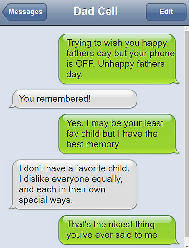 funny texts from dad - 04