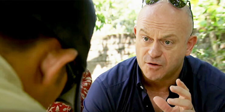 Ross Kemp Interviews Despicable Human Trafficker - 01.