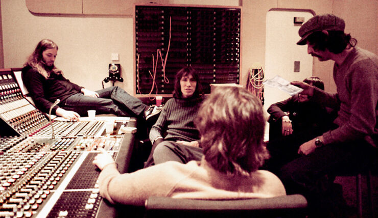 Pink Floyd Syd Barrett And The Story Behind The Making Of Wish You Were Here Abbey Road - 88.