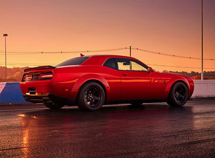 The New 2018 Dodge Demon Is A Supercharged Beast Of A Car - 09.