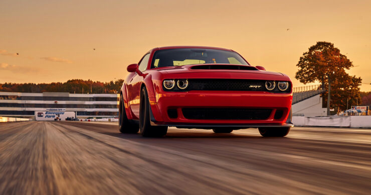 The New Dodge Challenger SRT Demon Is A Supercharged Beast Of A Car - 82.