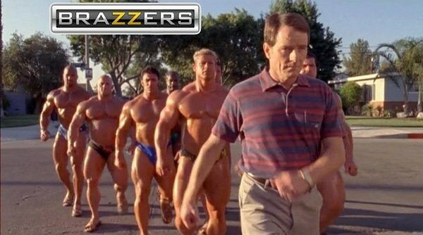 Brazzers Logo Malcom In The middle.