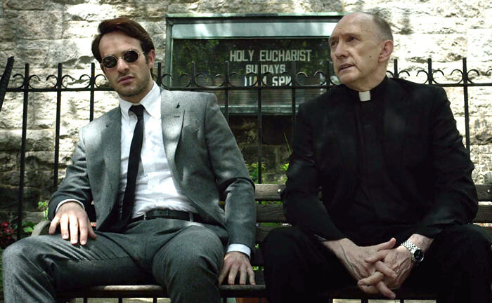 Daredevil Netflix Cast Father Lantom 01.