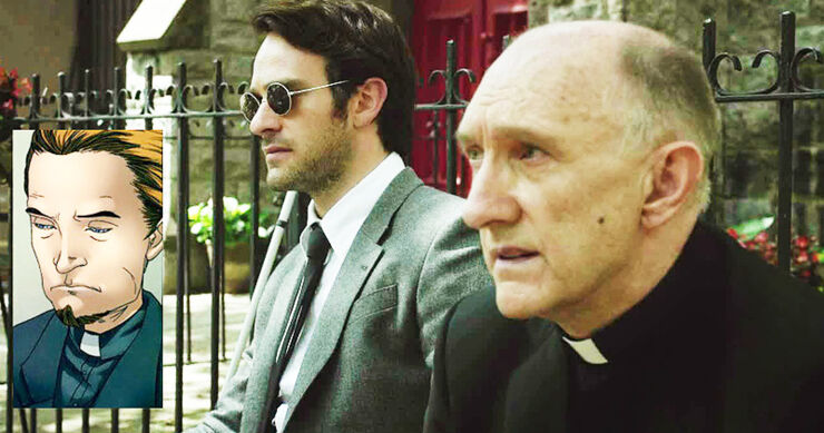 Daredevil Netflix Cast Father Lantom 02.