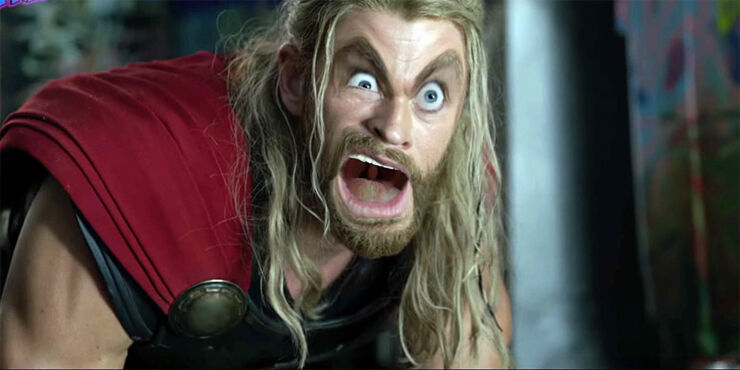 Aldo Jones Thor Ragnarok Weird Trailer 01.