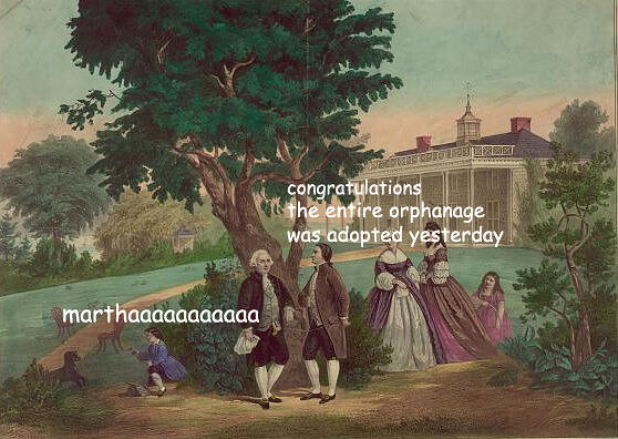 'The Captioned Adventures Of George Washington' – 51 Reasons Why You Got Your History All Wrong