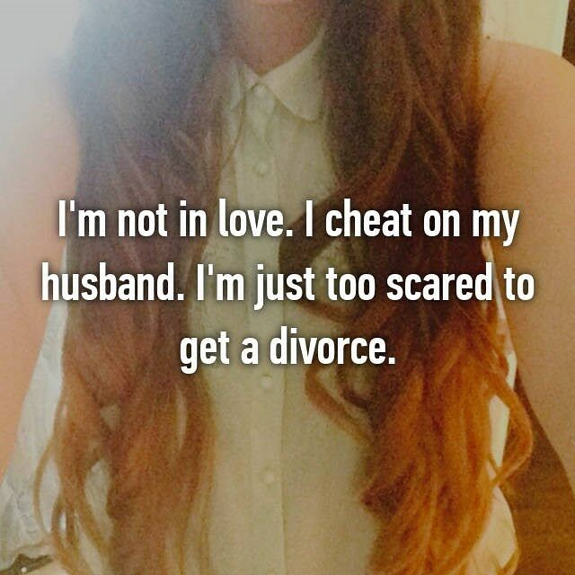 Cheating Spouse Confessions 07.