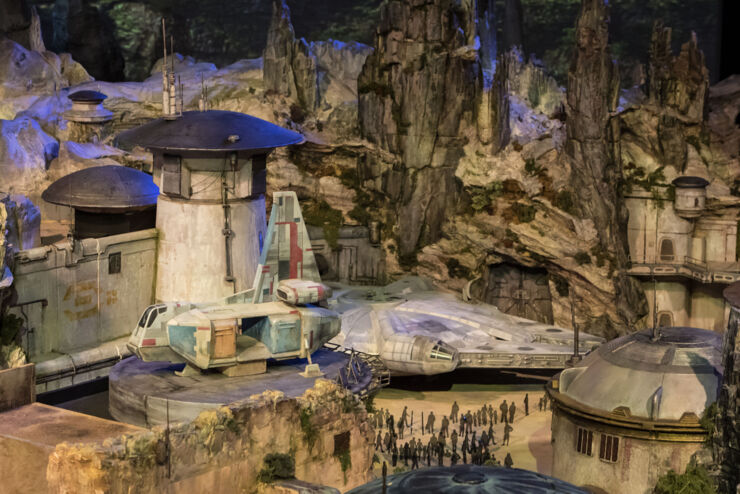 star wars land model 01.