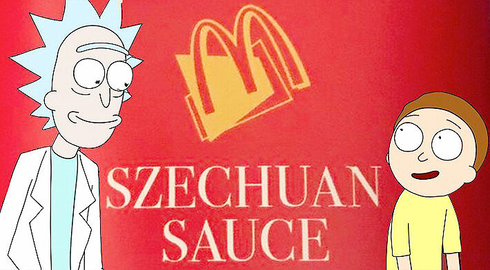 Rick And Morty Szechuan Sauce 33.