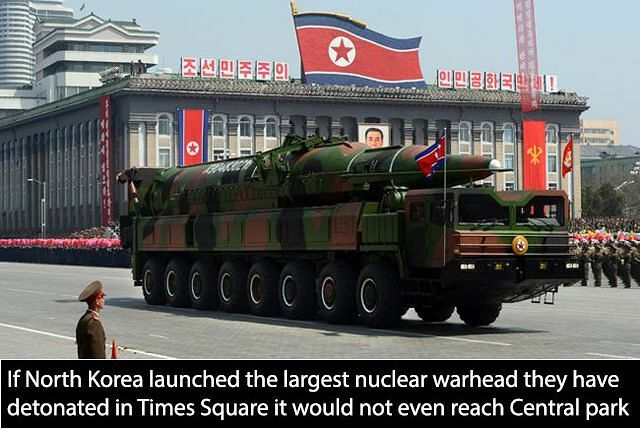 Crazy Facts About North Korea 05.