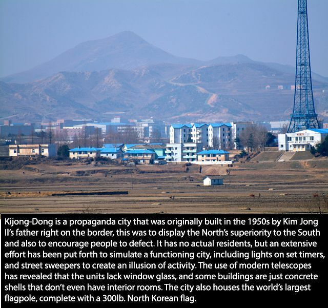 Crazy Facts About North Korea 10.