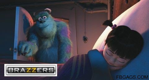 Brazzers logo png Monsters INC.