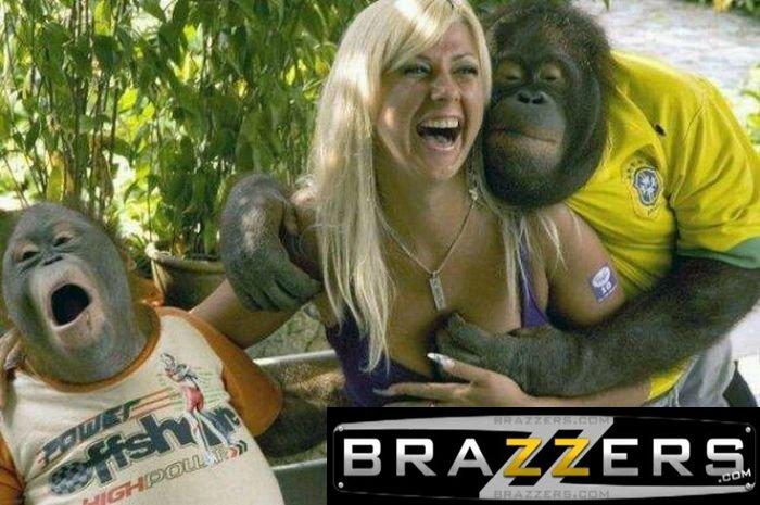 brazzers.com monkey.