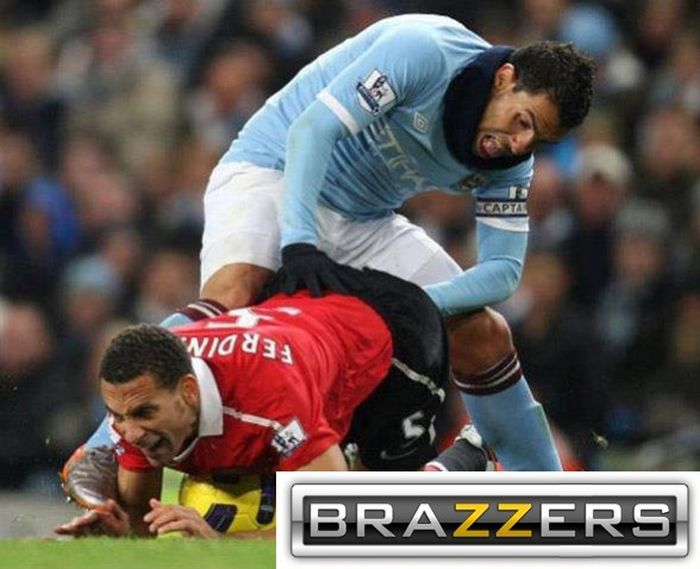 Inappropriate pictures soccer.
