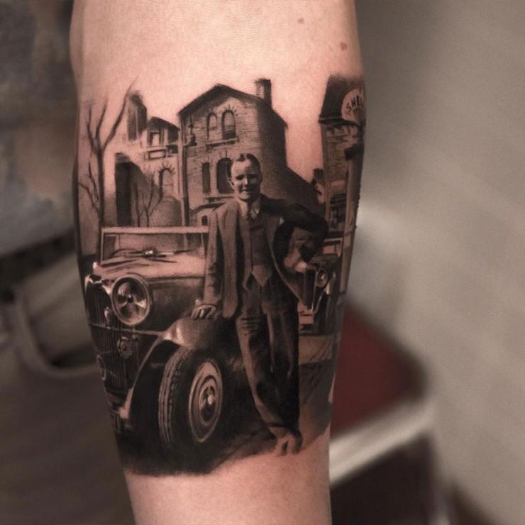 Sleeve Tattoos Niki Norberg 13.