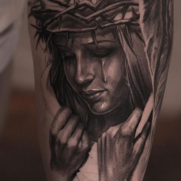 Sleeve Tattoos Niki Norberg 09.