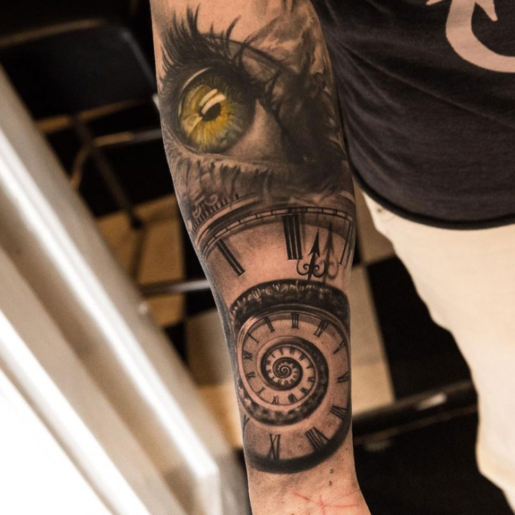 Sleeve Tattoos Niki Norberg 12.