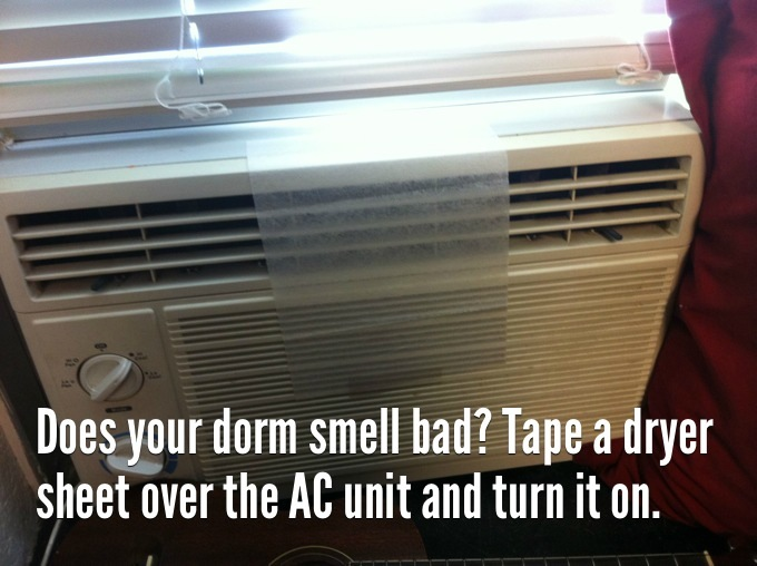 How to get your dorm room smelling fresh and clean (49 of 50)
