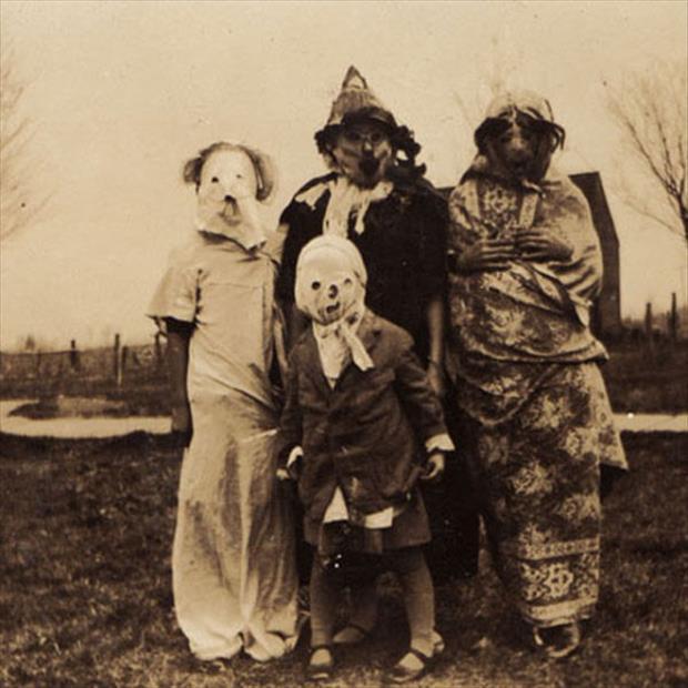 Vintage Halloween Pictures 03.