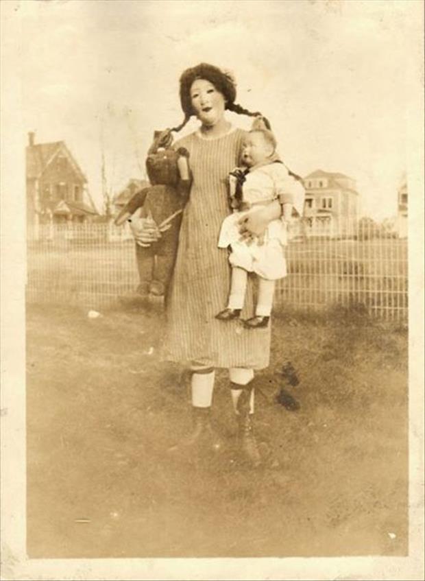 Vintage Halloween Pictures 07.